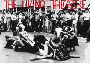 Accions de carrer de Living Theater